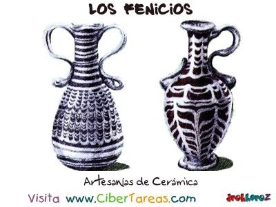 Atesanias de Ceramica - Los Fenicios