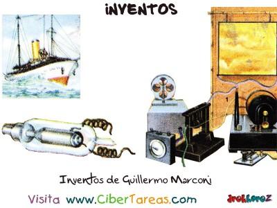 Guillermo Marconi-Inventores