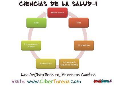 Los Antisepticos_Primeros Auxilios - Ciencias de la Salud-1