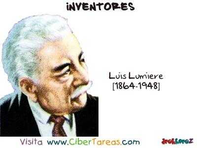 Luis Lumiere-1864-1948-Inventores