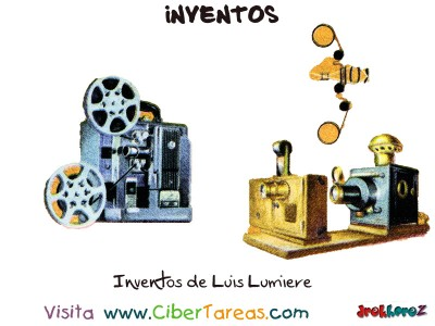 Luis Lumiere-Inventores