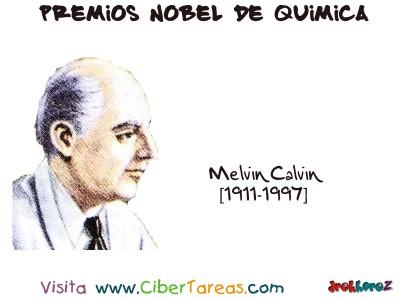 Melvin Calvin[1911-1997]-Premios Nobel de Quimica