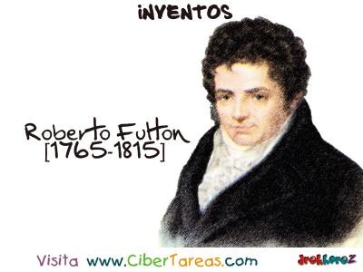 Roberto Fulton[1765-1815]-Inventores