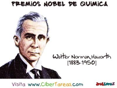 Walter Norman Haworth[1883-1950]-Premios Nobel de Quimica