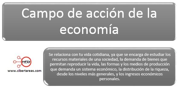 campo de accion de la economia introduccion a las ciencias sociales