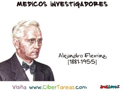 Alejandro Fleming-Medicos Investigadores