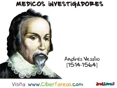 Andres Vesalio-Medicos Investigadores