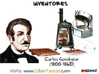 Carlos Goodyear-1800-1860-Inventores