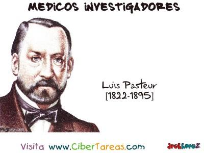 Luis Pasteur-Medicos Investigadores