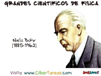 Niels Bohr - Grandes Cientificos de Fisica