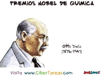 Otto Diels[1876-1941]-Premios Nobel de Quimica