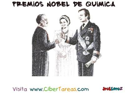 Premios Nobel de Quimica