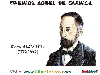 Richard Wilstattter[1872-1942]-Premios Nobel de Quimica