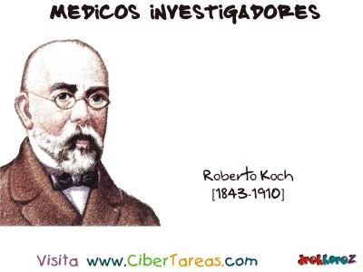 Roberto Koch-Medicos Investigadores