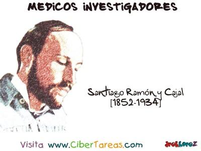 Santiago Ramón y Cajal-Medicos Investigadores