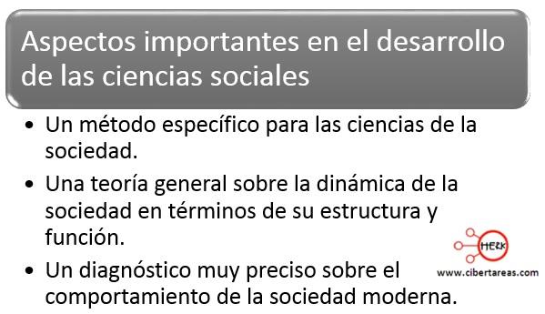 durkheim y su aportacion a las ciencias sociales