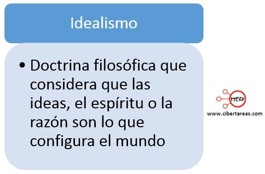 idealismo marx