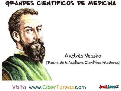 Andres Vesalio - Grandes Cientificos de la Medicina