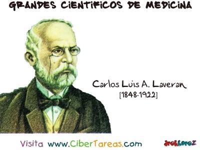 Carlos Luis A. Laveran - Grandes Cientificos de la Medicina
