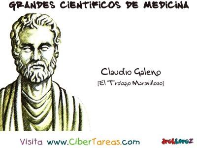 Claudio Galeno [El Trabajo Maravilloso] - Grandes Cientificos de la Medicina