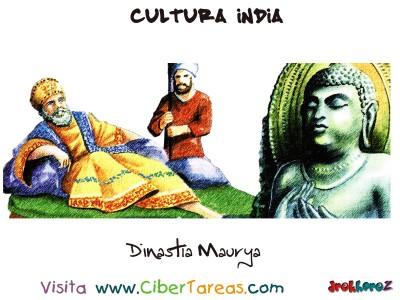 Dinastia Maurya - Cultura India