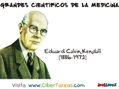 Edward Calvin Kendall - Grandes Cientificos de la Medicina