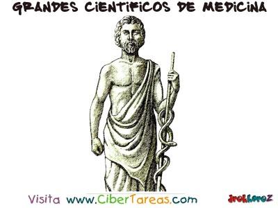 Grandes cientificos de la Medicina