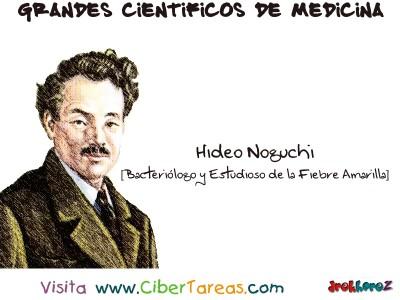 Hideo Noguchi - Grandes Cientificos de la Medicina