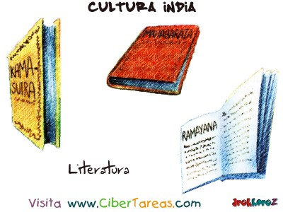 Literatura - Cultura India