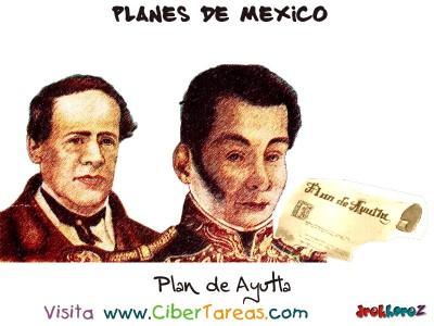 Plan de Ayutla - Planes de Mexico