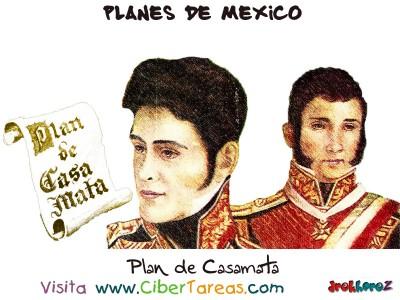 Plan de Casa Mata - Planes de Mexico