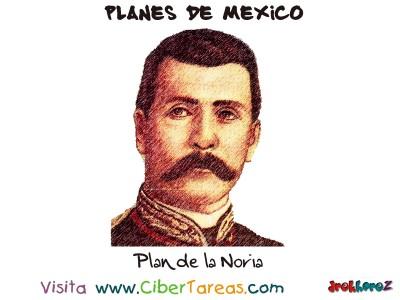 Plan de la Noria - Planes de Mexico