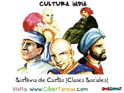 Sistema de Castas - Cultura India