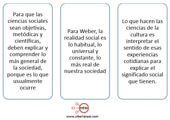 realidad social teoria comprensiva weber