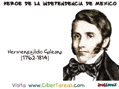 Hermenegildo Galeana - Heroe de la Independencia de Mexico