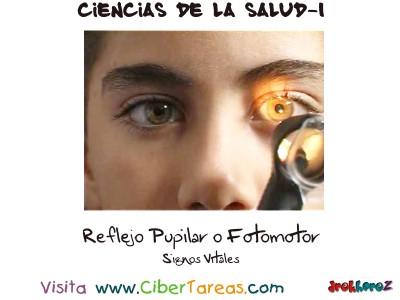 Reflejo Pupilar o Fotomotor_Signos Vitales - Ciencias de la Salud-1