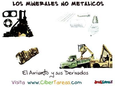 El Amianto y sus Derivados - Los Minerales NO Metalicos