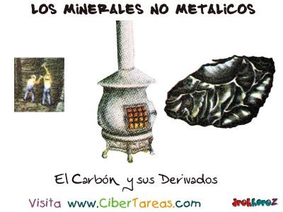 El Carbon y sus Derivados - Los Minerales NO Metalicos