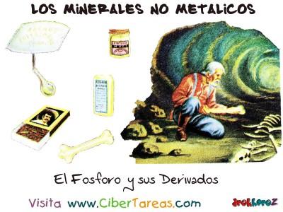El Fosforo y sus Derivados - Los Minerales NO Metalicos