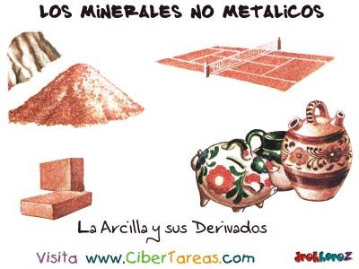 La Arcilla y sus Derivados - Los Minerales NO Metalicos