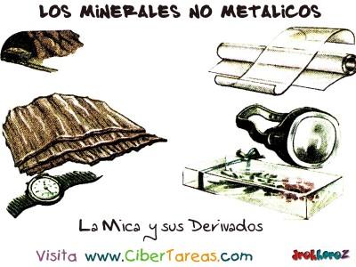 La Mica y sus Derivados - Los Minerales NO Metalicos