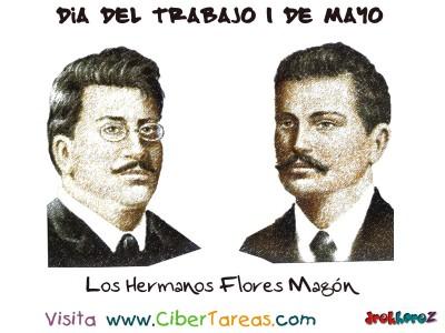 Los Hermanos Flores Magon - Dia del Trabajo 1 de Mayo