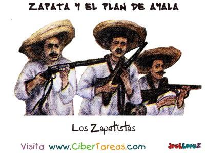 Los Zapatistas - Zapata y el Plan de Ayala