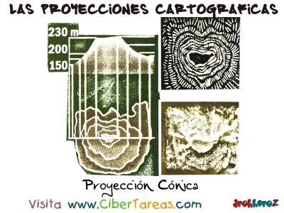 Proyeccion  Conica_1 - Proyecciones Cartograficas