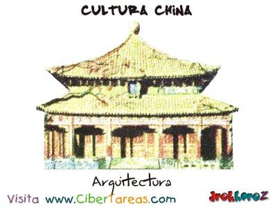 Arquitectura - Cultura China