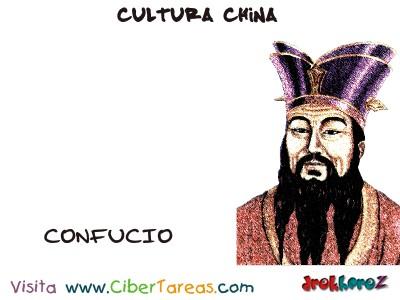 CONFUCIO - Cultura China