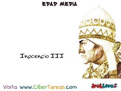 Inocencio III - Eda Media