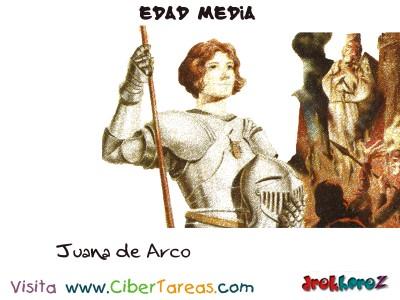 Juana de Arco - Edad Media