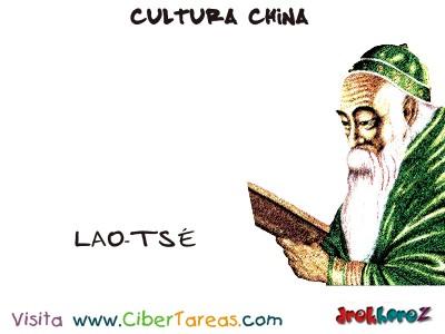 LAO-TSE - Cultura China