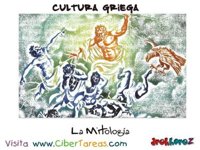 La Mitologia - Cultura Griega